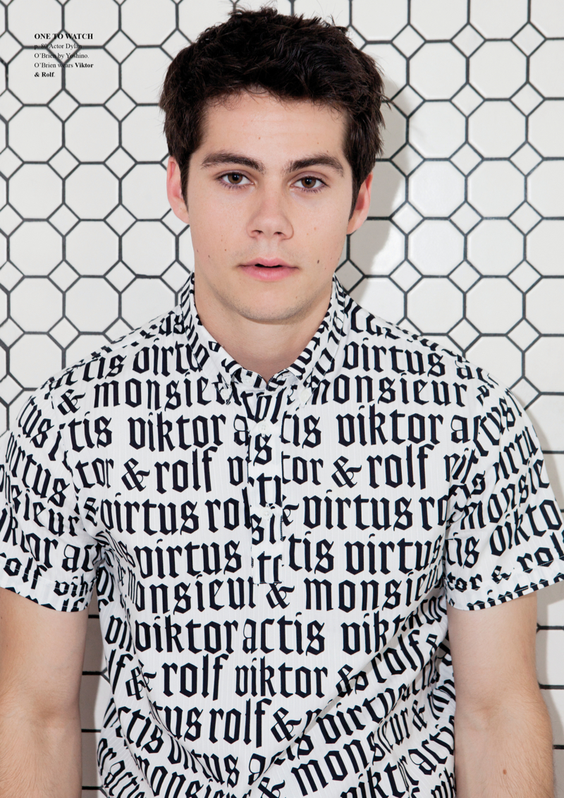 345c6bf6d31a Dylan O Brien for Fashionisto