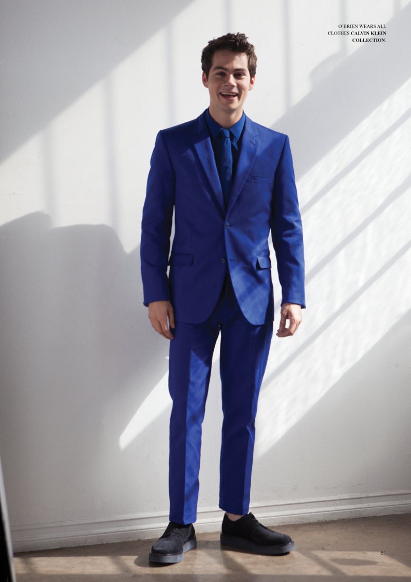 Dylan O'Brien Fashionisto
