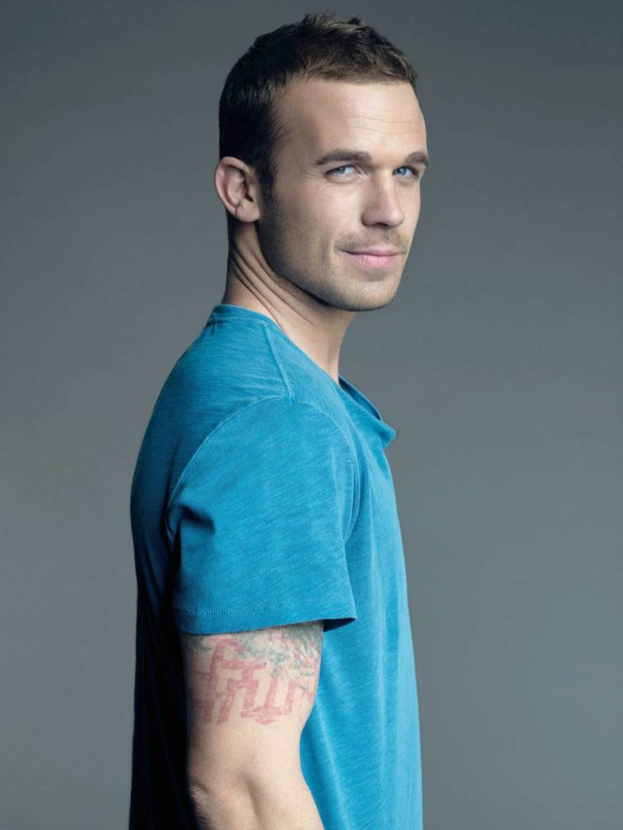 Cam Gigandet Hao Yun Xiang For Gap Lived In Campaign
