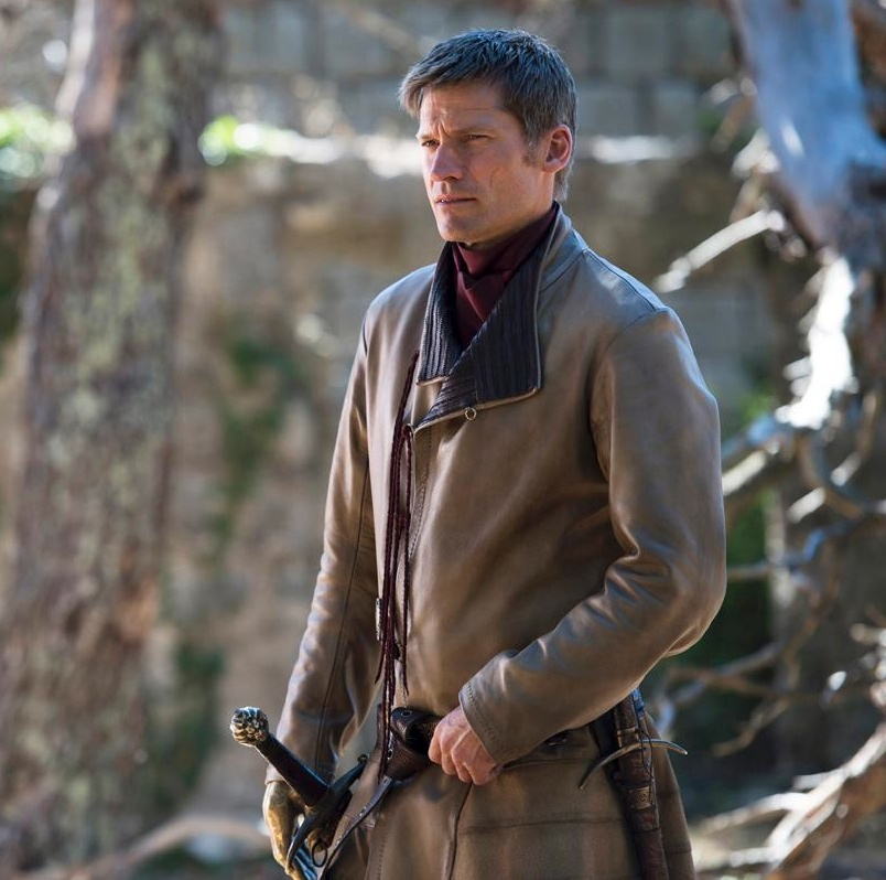 Let's Talk Game of Thrones Style: Jaime Lannister in Leather Jacket