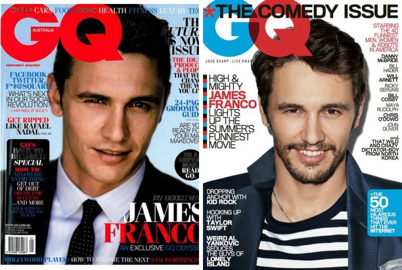 James Franco GQ