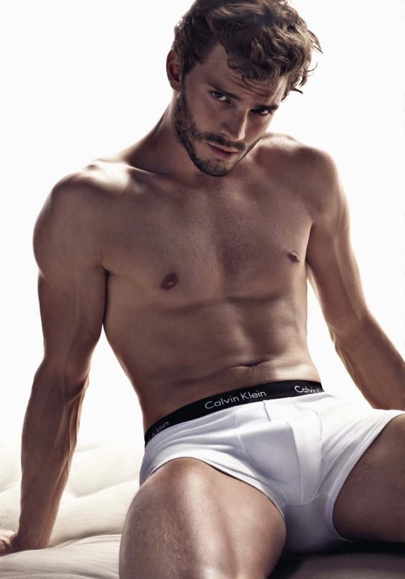 Jamie Dornan Calvin Klein Underwear