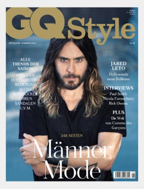 Jared Leto GQ Style Germany