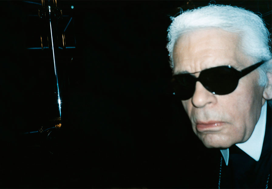 See Selfies from Karl Lagerfeld, Jean Paul Gaultier & More in Jonas Unger Autoportraits Exhibition