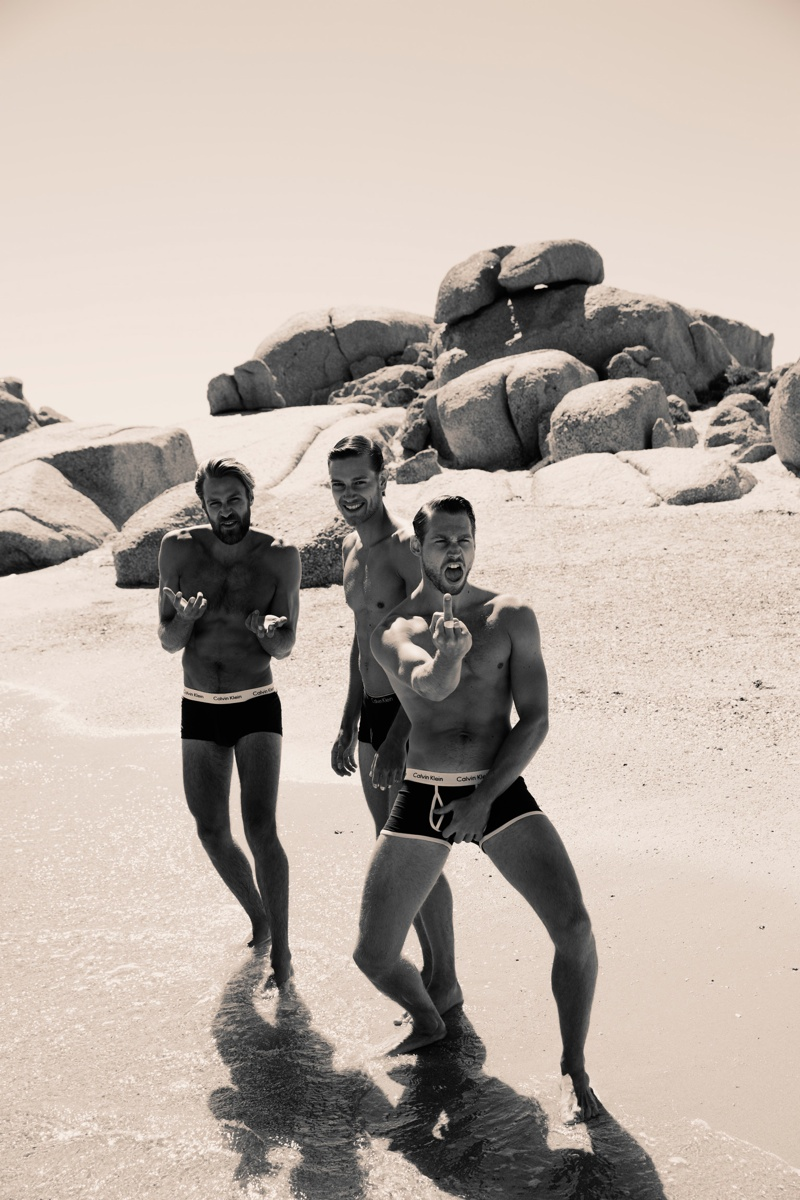 Road Trippin: Andre Hamann, Eric Belanger, Matt Giesler + More for Kult Paper