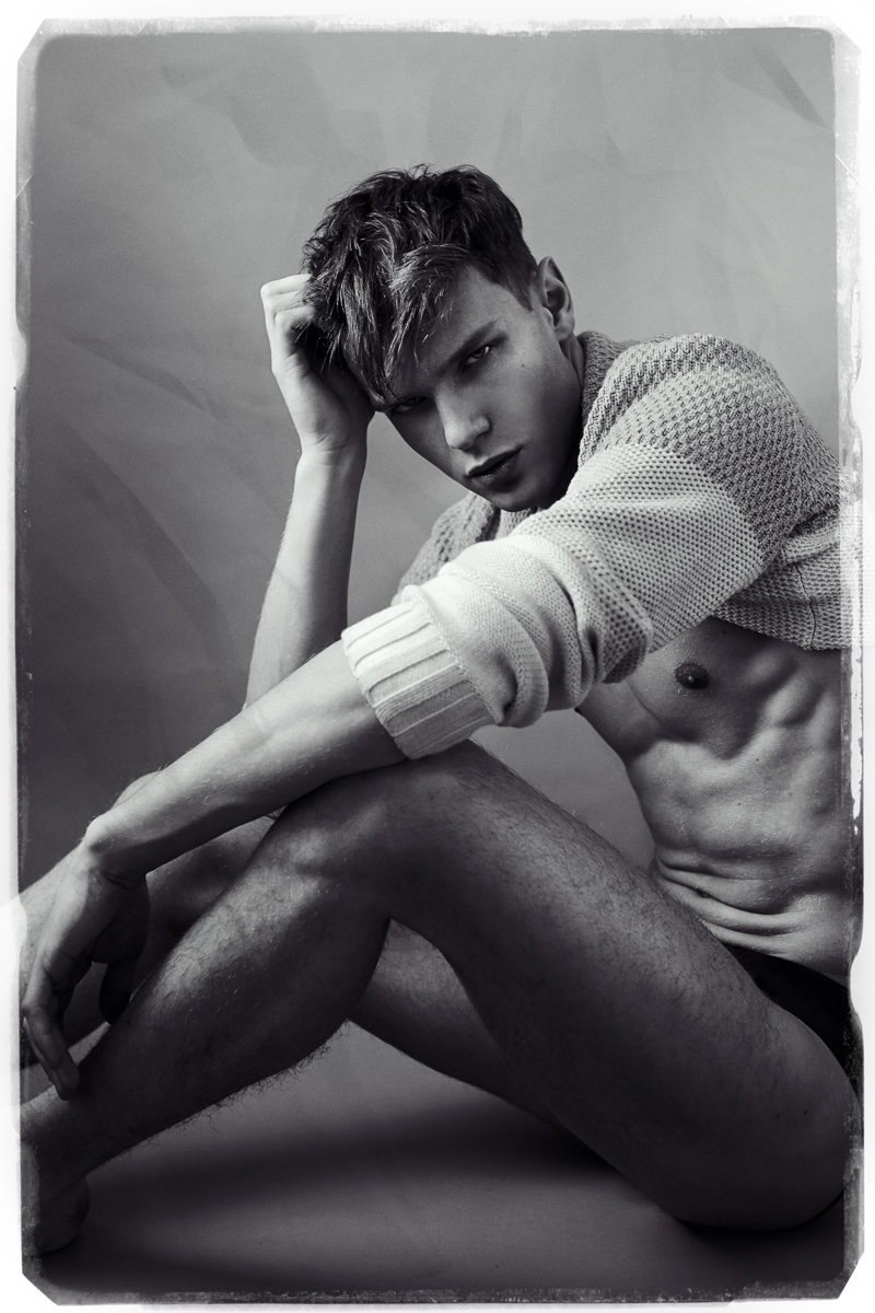 Fashionisto Exclusive: Loammi Goetghebeur by Eric White