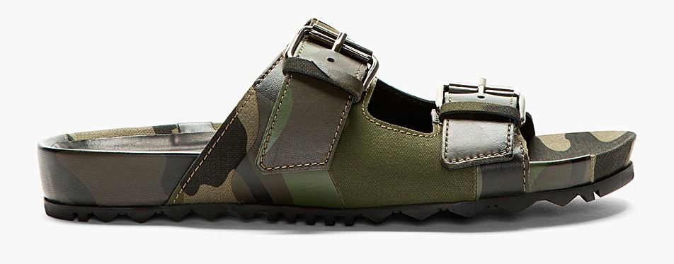 Trend Alert! Designer Takes on Men's Birkenstock Sandals