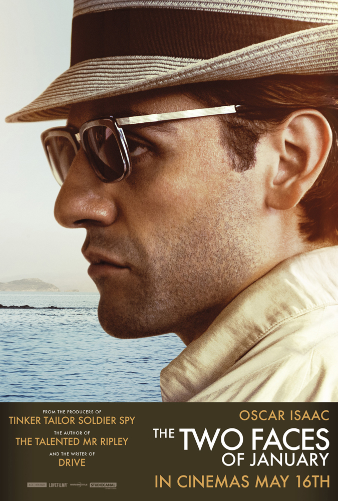 What's Not to Love About The Two Faces of January?