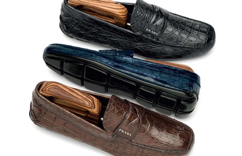 c155688c09c Prada Driving Shoes  Men s Styles for Spring 2014