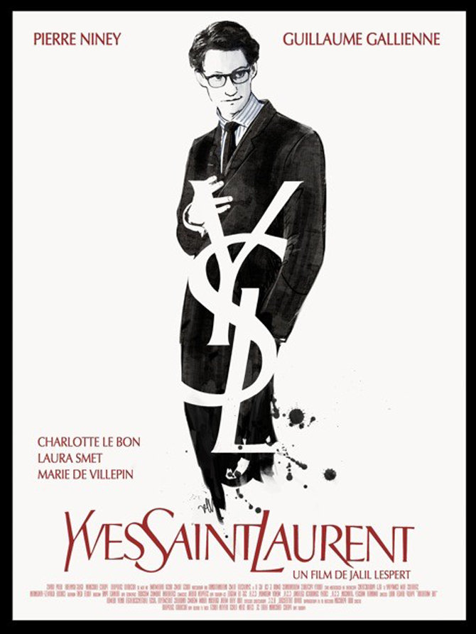 Yves Saint Laurent Movie