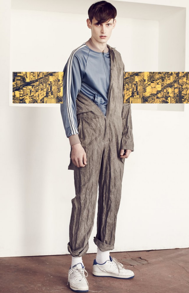 The Men S Jumpsuit Adam Butcher For T Magazine The Fashionisto