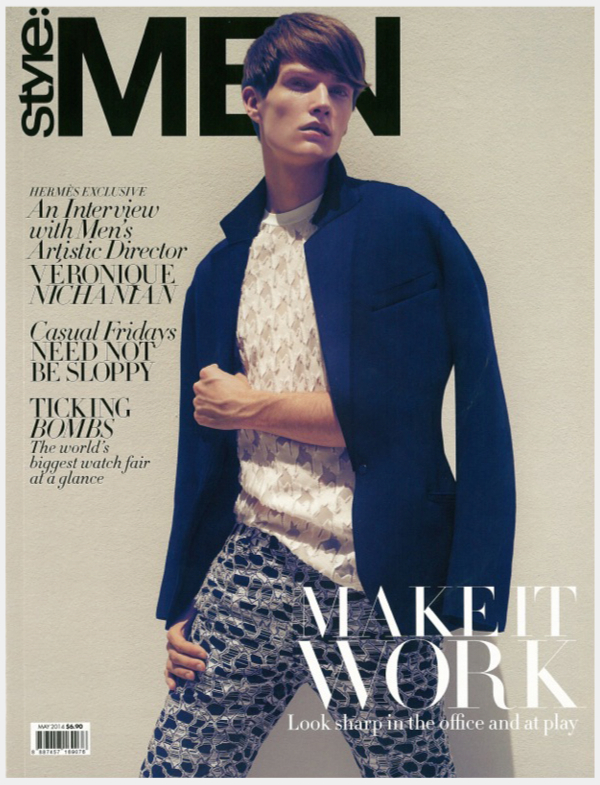 Andras Covers Style:Men