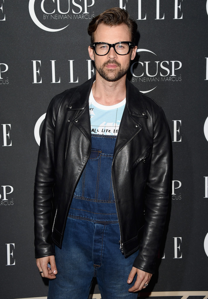 Celebrity Stylist Brad Goreski at the 5th Annual ELLE Women in Music Celebration on April 22, 2014.