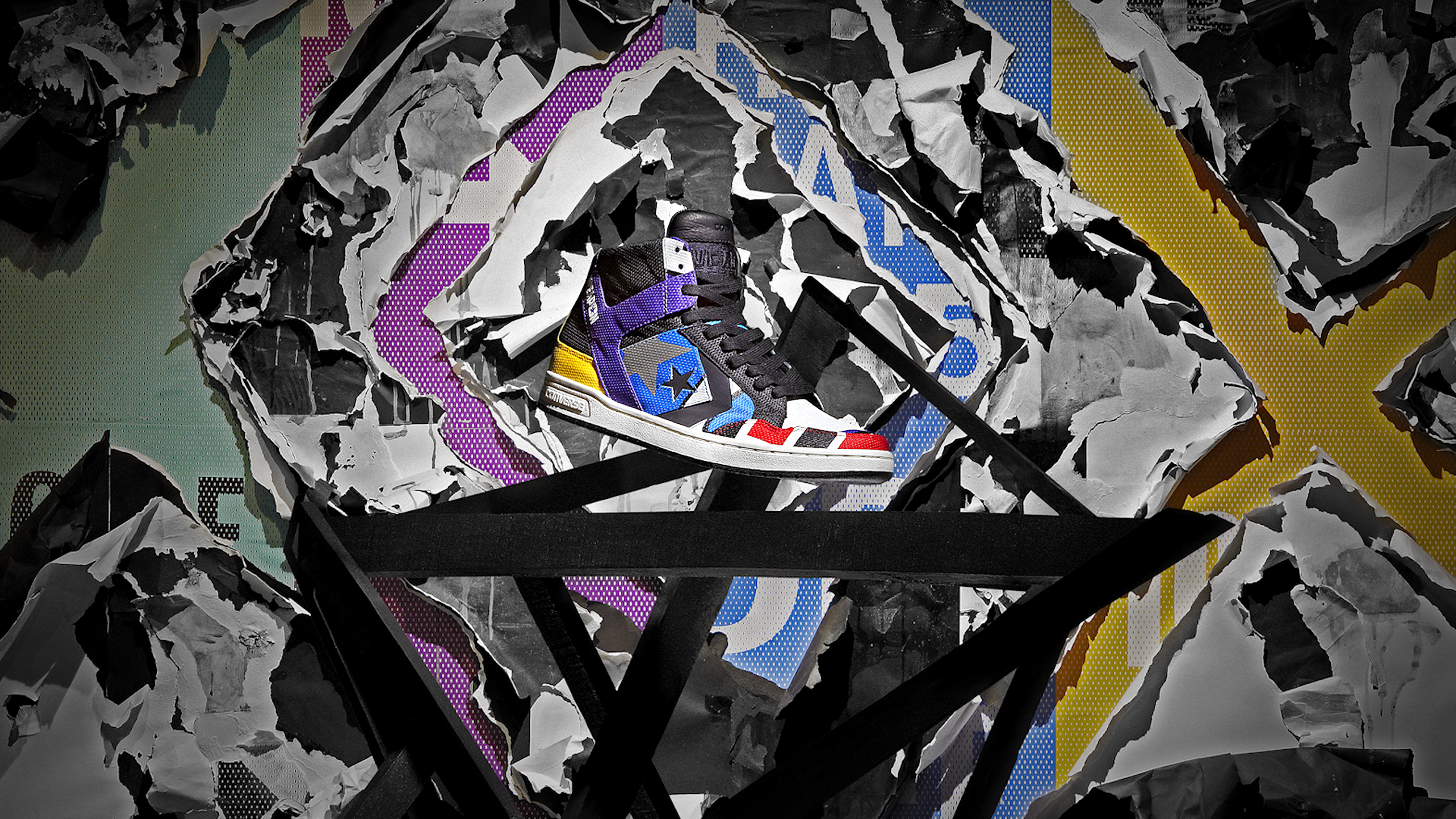 Converse Announces New CONS Weapon Sneaker Collection