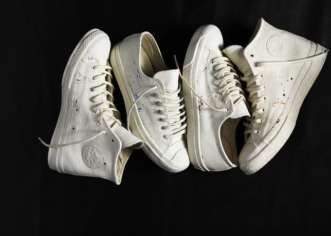 Converse Reunites with Maison Martin Margiela for First String Collection