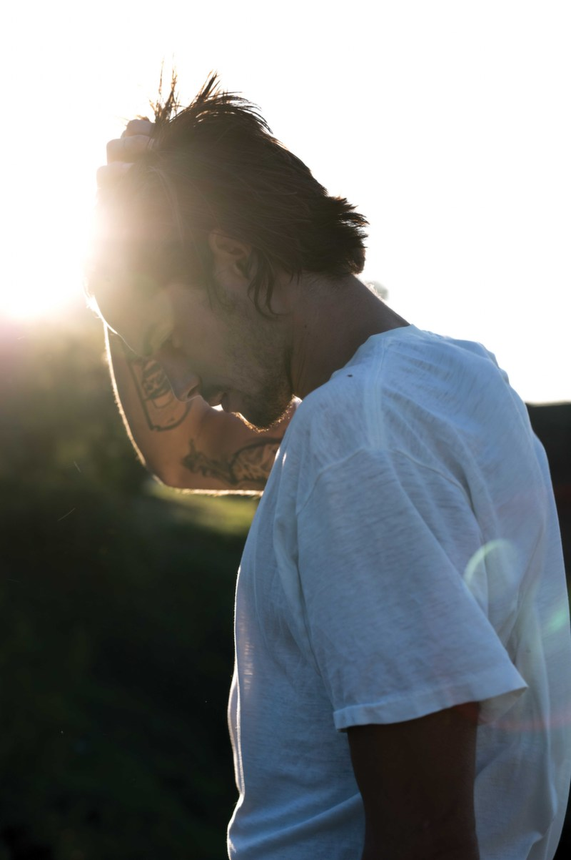 Skateboarder Dylan Rieder Poses For New Images In So It
