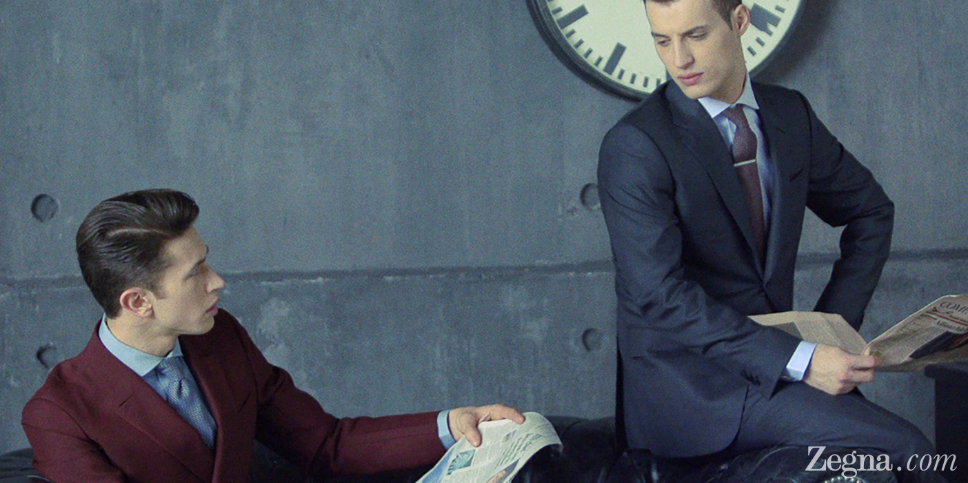 Zegna Presents Style Sessions: Sharp Spring Shoes