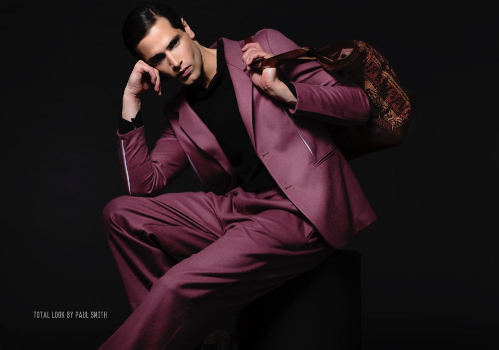 Fashionisto Exclusive: Fabio Mancini by Jason Harry