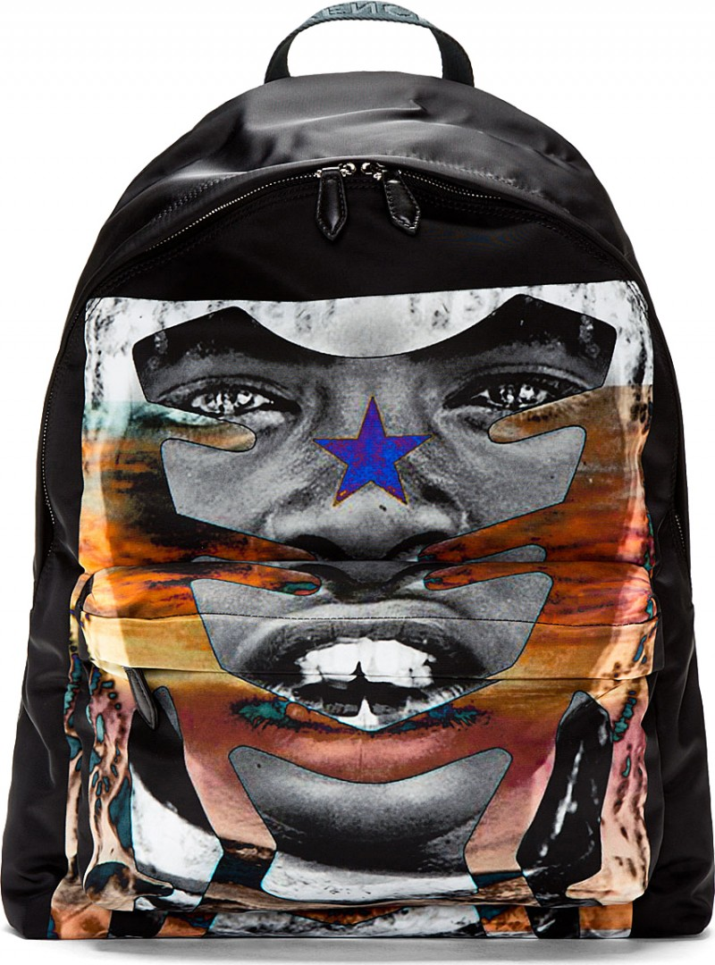 Givenchy Sunset Print Backpack