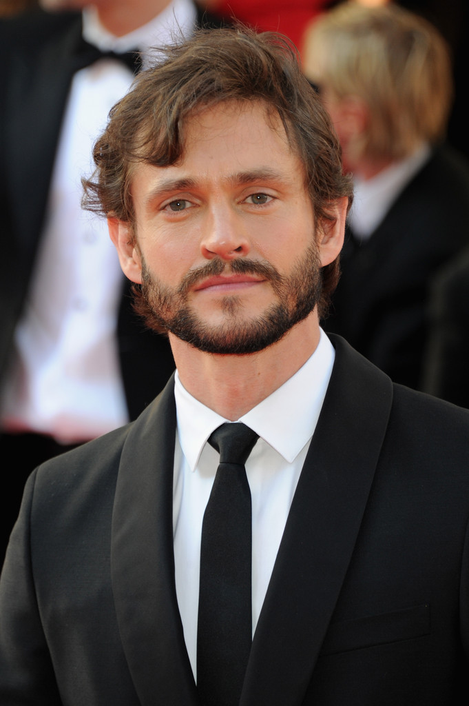 Actor Hugh Dancy at the Arqiva British Academy Television Awards at Theatre Royal on May 18, 2014 in London, England.