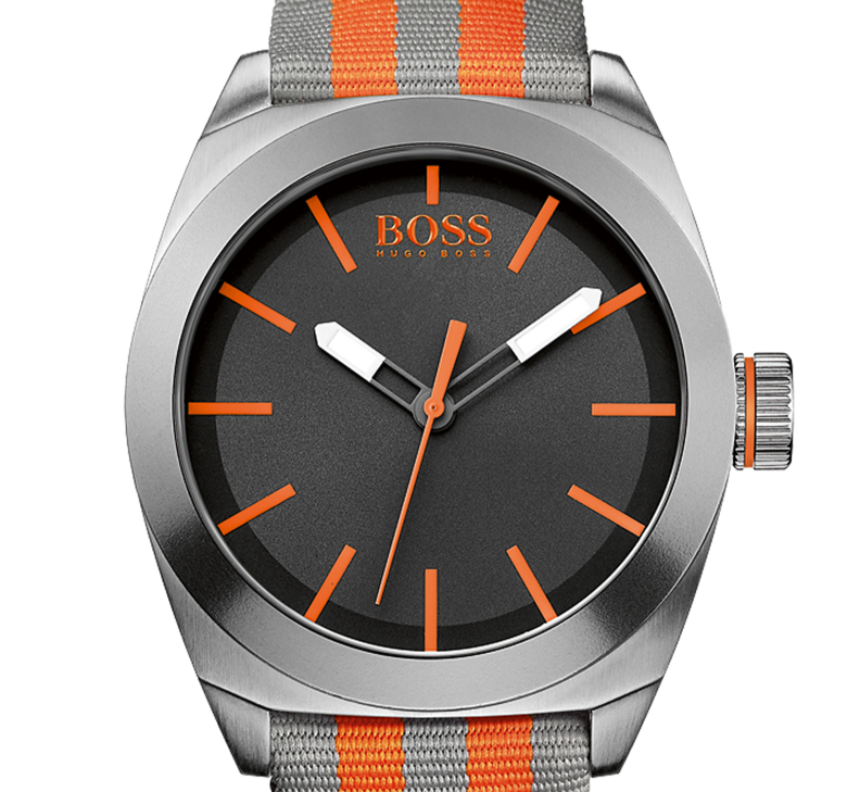 Music Festivals Inspire New Range of Watches from Boss Orange