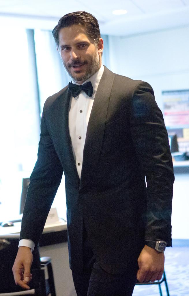 Joe Manganiello Suit Tuxedo