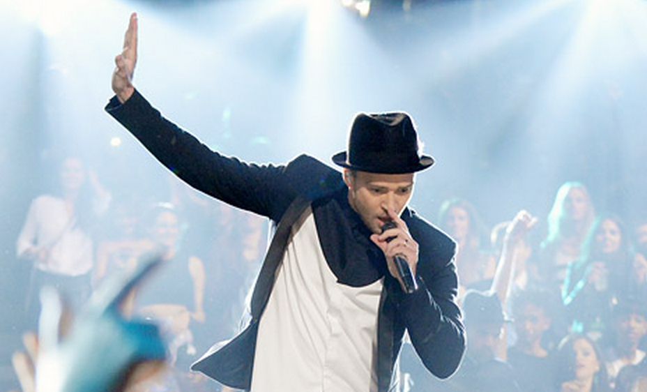 Justin Timberlake to Wear Neil Barrett Looks for The 20/20 Experience World Tour