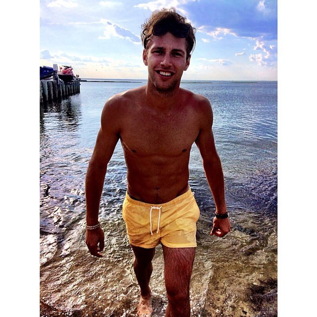 Kacey Carrig is feeling in a summer type of mood