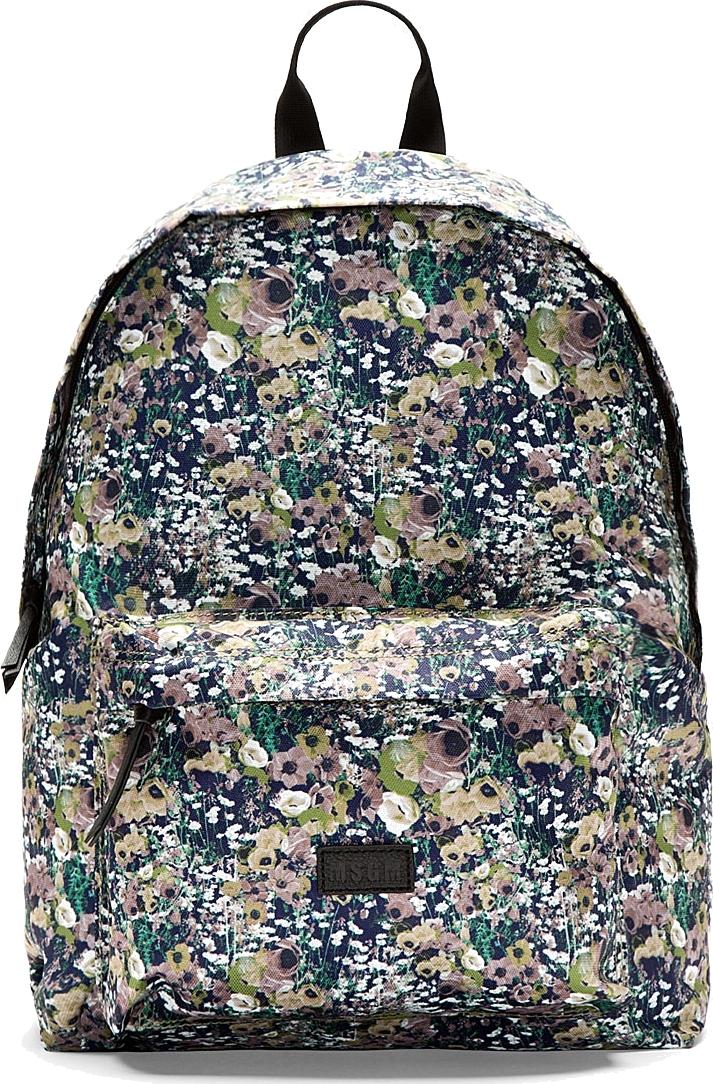 MSGM Floral Print Backpack