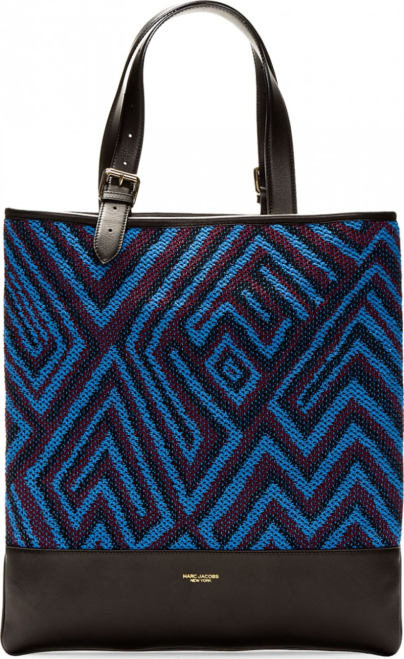 Marc Jacobs Crocheted Tote
