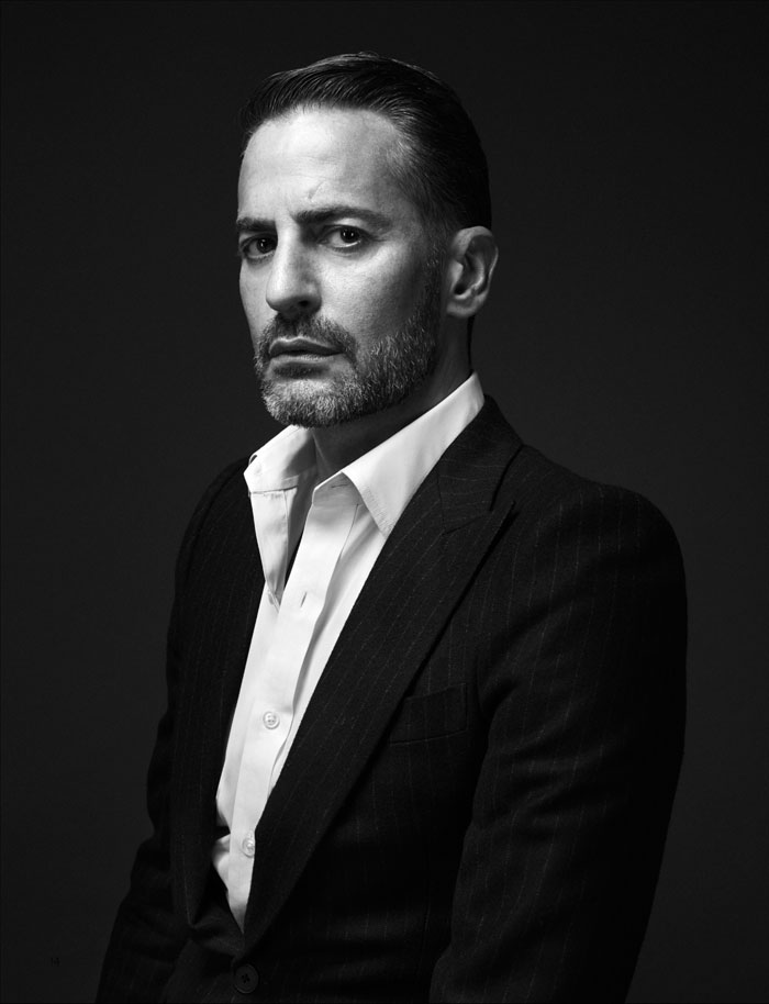 Designer Marc Jacobs, Womenswear Designer of the Year Nominee