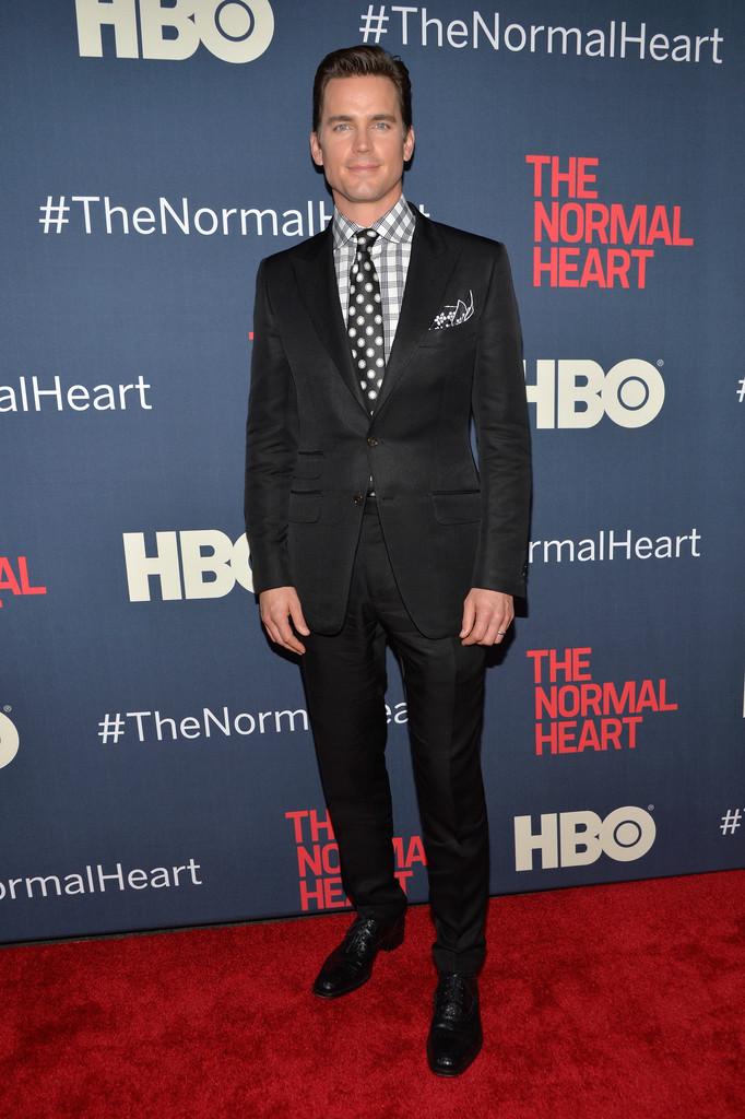 Matt Bomer The Normal Heart