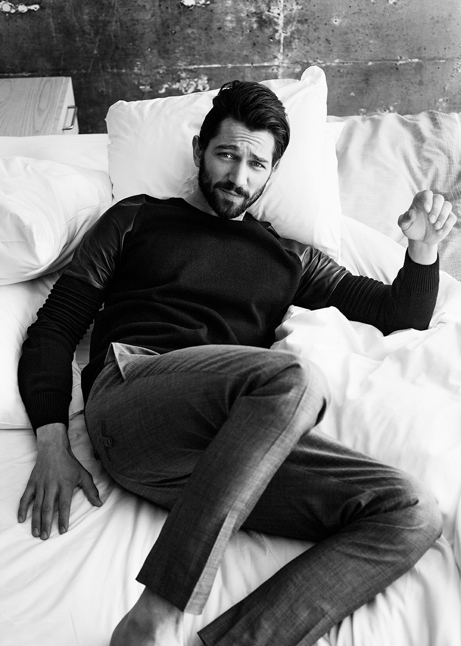 Michiel Huisman For Interview Talks Game Of Thrones