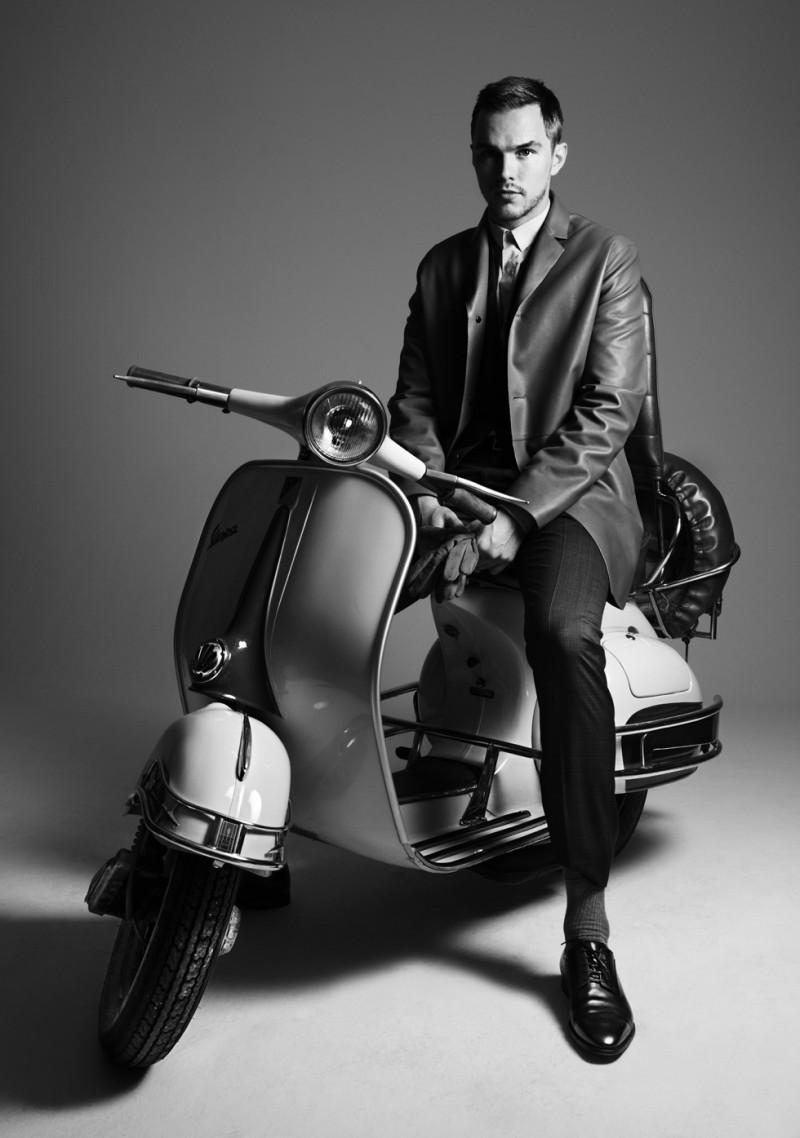 Nicholas Hoult 2014