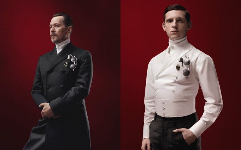 Prada Men Fall/Winter 2012 Campaign