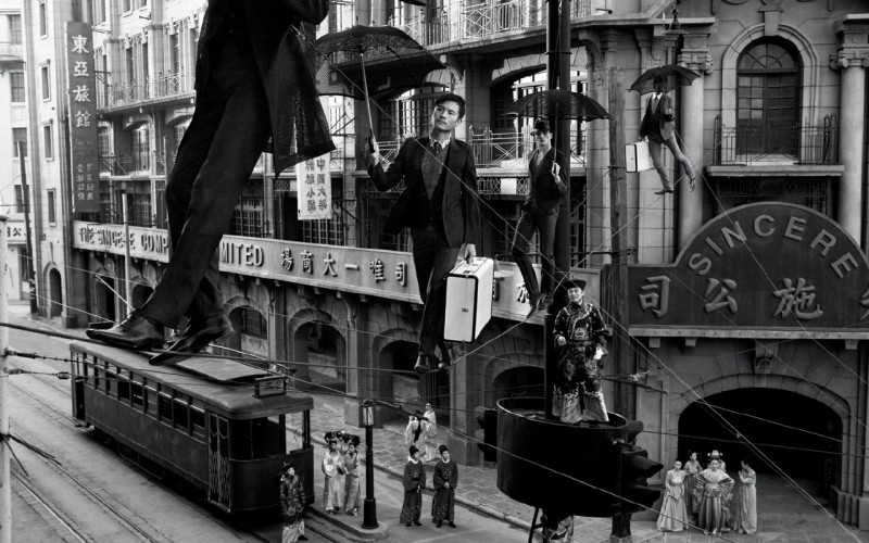 Prada Men Spring/Summer 2010 Campaign