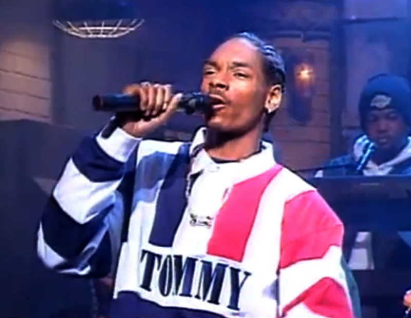 Snoop Dogg Tommy Hilfiger