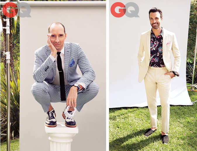 Wedding Style for Men: The Men of Veep for GQ