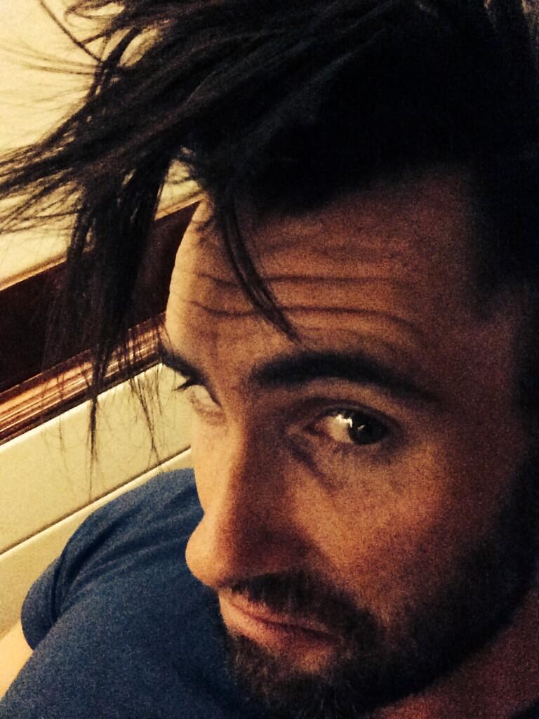 Adam Levine Black Hair