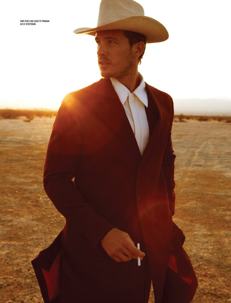 Cowboys In Fashion Style Model Photos Inspiration