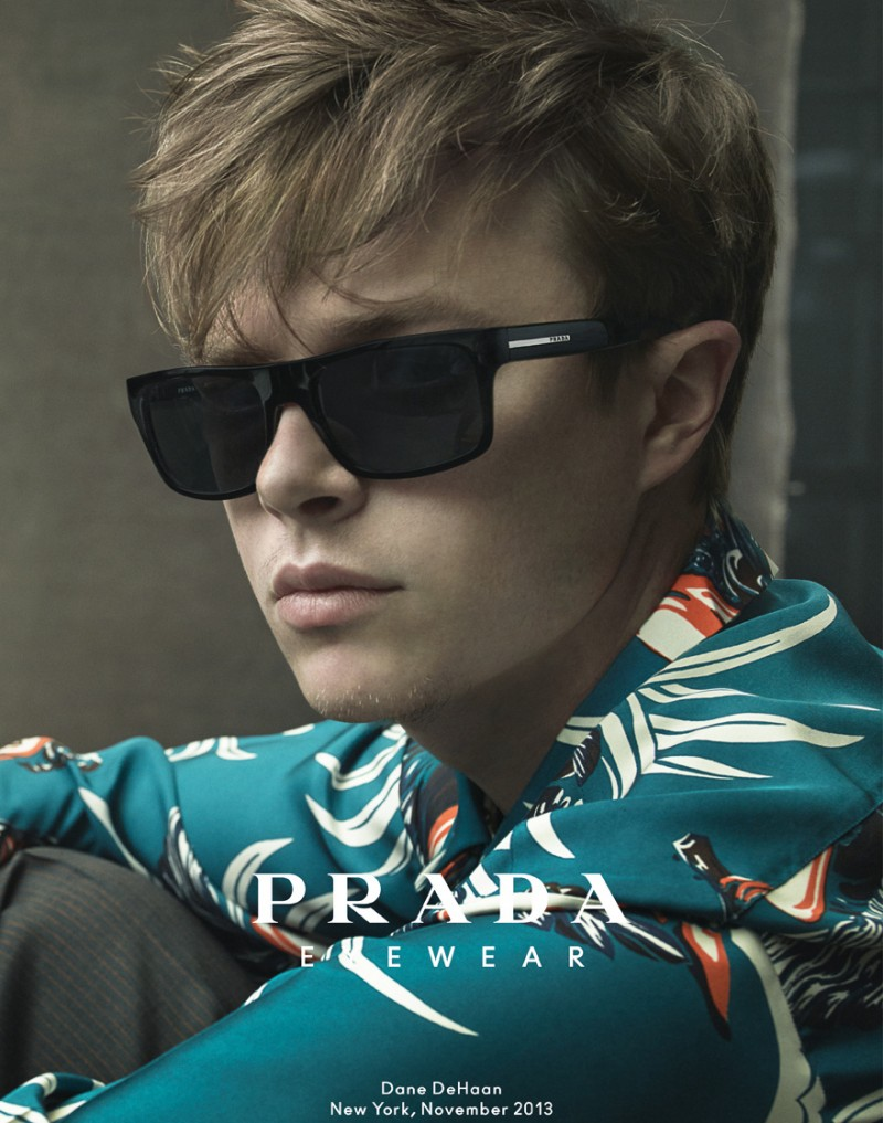 Dane DeHaan Sunglasses