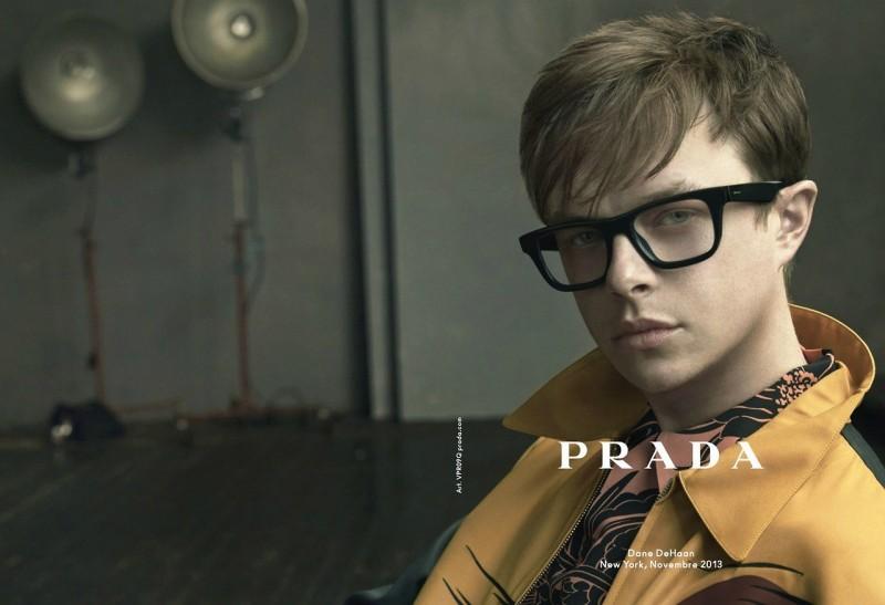 Dane DeHaan Prada Eyewear