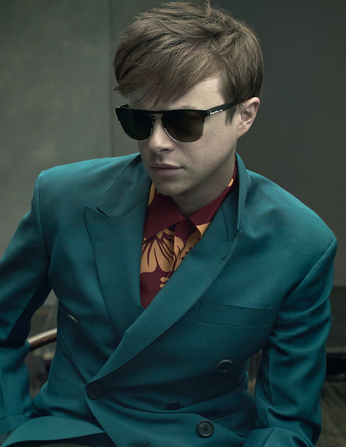 Dane DeHaan Shades