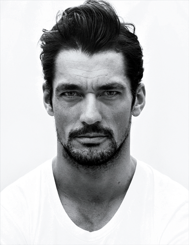 David Gandy Portrait