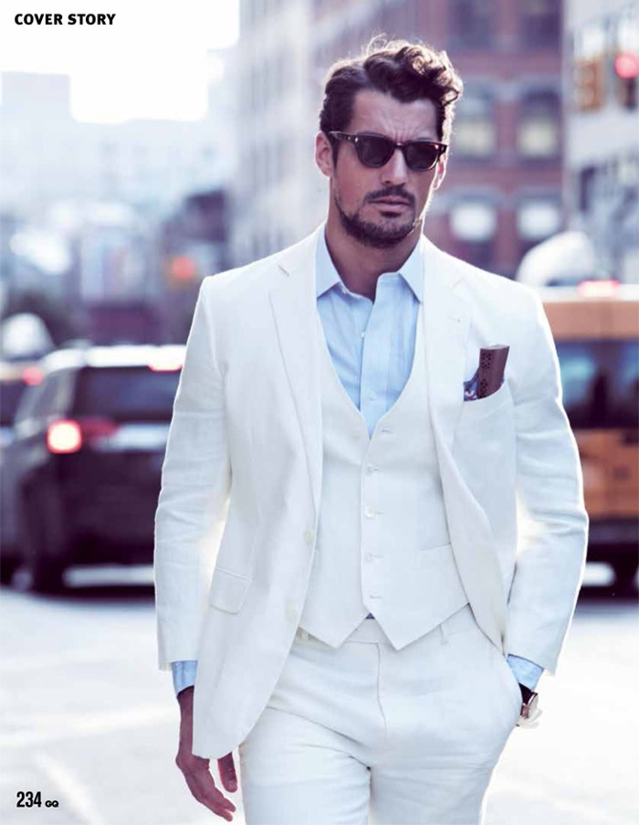 David Gandy Takes the McLaren P1 for a Spin