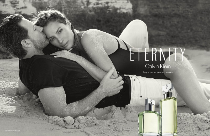 Eternity Calvin Klein Christy Turlington Edward Burns