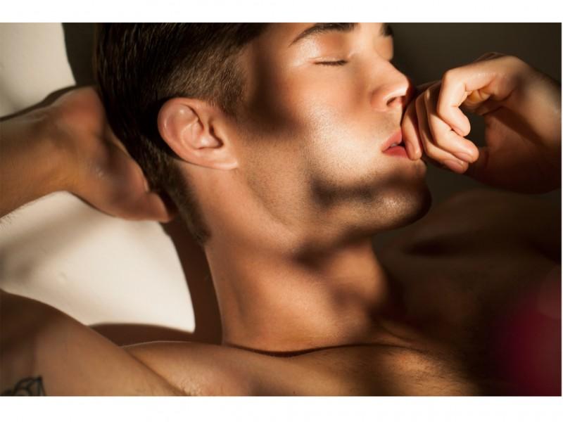 Francisco Lachowski Harper's Bazaar Men Thailand