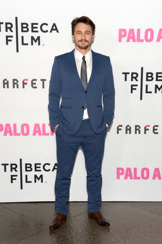 James Franco In Gucci At Palo Alto Premiere The Fashionisto border=