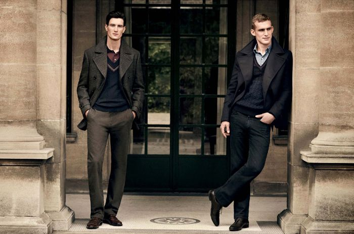 TBT: Owen Steuart & Will Chalker for Kent & Curwen Fall/Winter 2011 Campaign