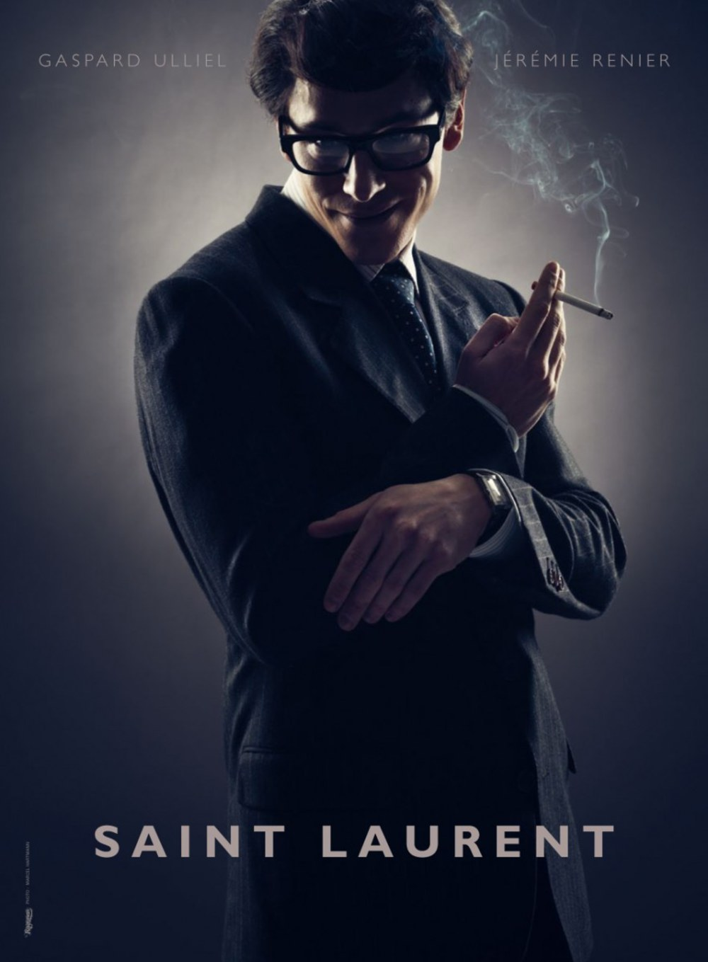Mixed Response at Cannes for Saint Laurent Biopic